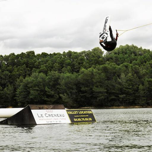 🎢 @teleskinautique_de_carcassonne 📸 @lilartprod @obrienwatersports #obrien #ride #wake #wakeboard